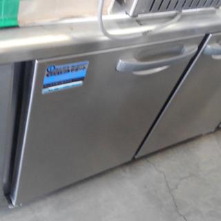 冷蔵コールドテーブル 1800x600x800