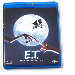 E.T. Blu-ray [吹替あり]