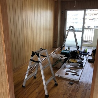 アパート、修繕・リフォーム