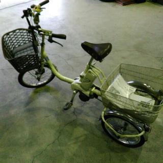 電動アシスト三輪自転車 電動自転車