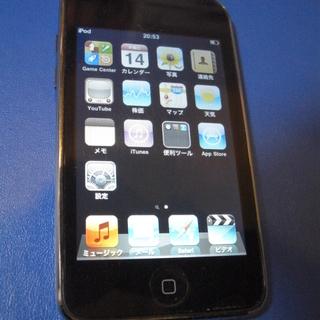 第2世代 iPod Touch 8GB