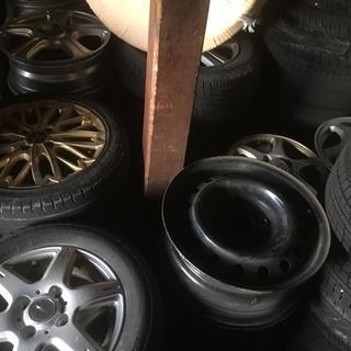 タイヤ、ホイール各種