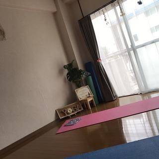 碧南市/朝のヨガ教室