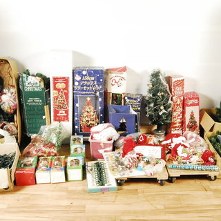 7222 クリスマスツリー オーナメント サンタ クリスマス用品 ...