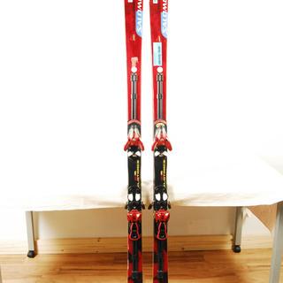 7224 SALOMON EQUIPE10 2V スキー板 185...