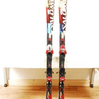 7226 SALOMON EQUIPE SC スキー板 156cm...