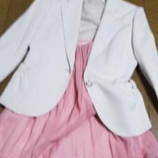 入学式や参観日に ジャケットとスカートセット