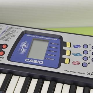 100種類の音色!30種類のパターンを鳴らしながら演奏可能♡ミニキ...