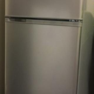 冷蔵庫(SANYO製)の画像