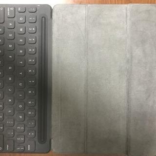 10.5インチiPad pro smart keyboardを譲ります