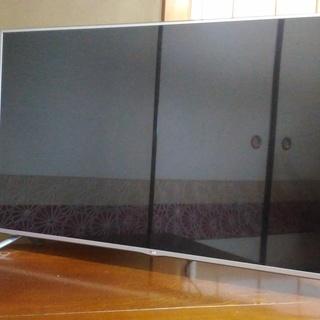55型テレビ 無線LAN(WIFI)純正オプション付き スマートテ...