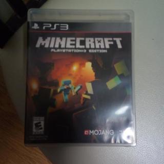 マインクラフト PS3