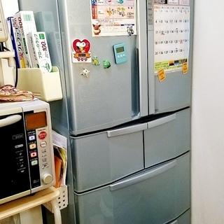 435リットル冷蔵庫