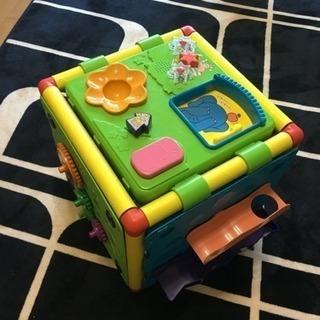 知育おもちゃ ピープル 頭と体のDXボックス