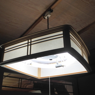 コイズミ 和風ペンダントライト BPN7370-1 正常に点灯しま...