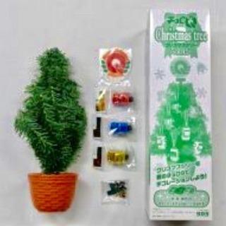新品 チョロQ♪ミニカー 車 クリスマスツリー