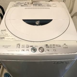 2011年式 シャープ 洗濯機