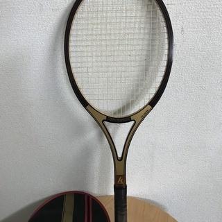 未使用 テニスラケット kawasaki
