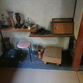 碁盤セットや窓付けエアコン火鉢や置物など