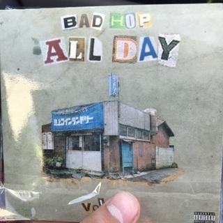 BAD HOP 武道館限定CD
