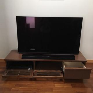 ほぼ新品!今話題のハイビジョン有機ELテレビフルセット!!