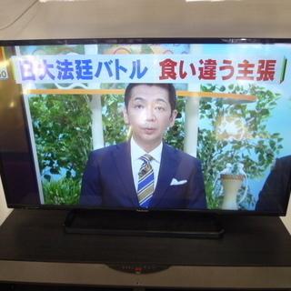 R 中古 Panasonic 43V型 地上・BS・110度CSデ...
