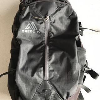 GREGORY(グレゴリー)☆リュックサック☆バックパック☆黒色