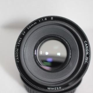 キャノン 人気 CANON EF 50mm F1.8♪☆