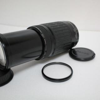 ❤️スポーツ、運動会❤️迫力300㎜ Canon EF75-300