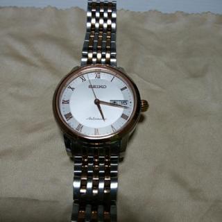 自動巻きセイコ ―腕時計(自動巻き)
