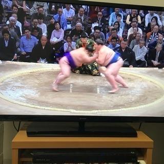 40インチテレビ+ブルーレイセット☆不具合有り☆