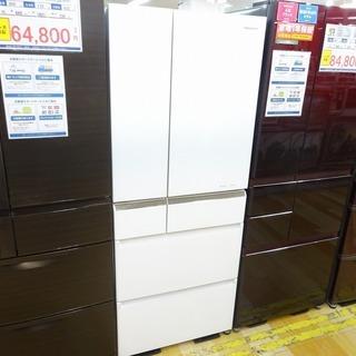 安心の1年保証付!2015年製Panasonicの6ドア冷蔵庫です...