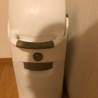 オムツ  ゴミ箱  くるっとポン