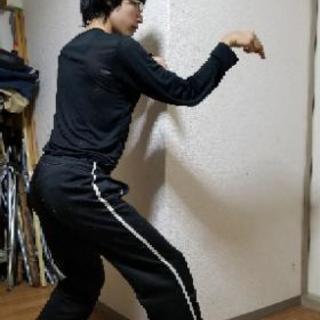 中国武術会 東方不敗 八極拳&蟷螂拳できますの画像