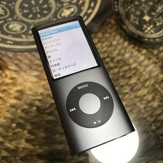 美品 iPod nano 16GB 第4世代 充電コード付き