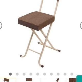 新品ニトリ 椅子 二つ 新品