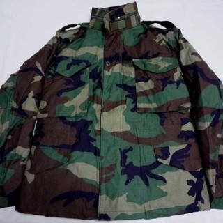 米軍実物 M65 XS XS フィールドジャケット + ライナー...