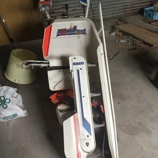 稲刈り機 クボタ RA-30