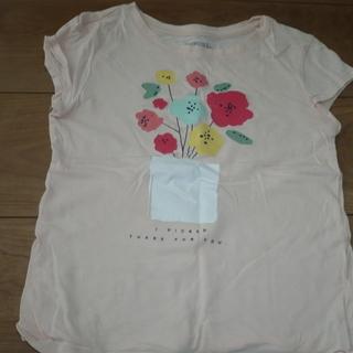 ギャップ Tシャツ サイズ6−7 日本サイズ120 中古 ピンク