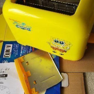 スポンジボブ ポップアップトースター★箱つき