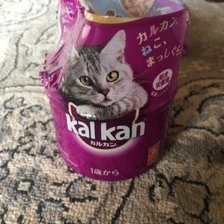 カルカン 猫缶 160g まぐろ入り白身魚
