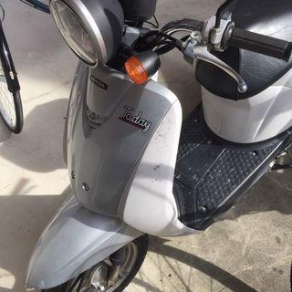 原付バイク ホンダ トゥデイ