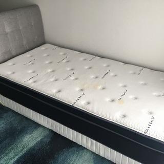 ニトリのベッドフレーム・マットレス