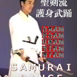 聖剣流・護身武踊入門(Martial dance)