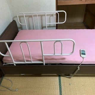 介護ベッド 無料 取引中