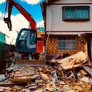 【解体】長崎の空き家解体致します🏚1戸80万〜🚚