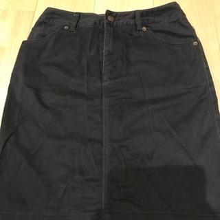 スカート 黒 ロペピクニック