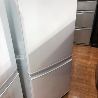 一年保証対象商品!SHARP2ドア冷蔵庫【トレファク武蔵村山