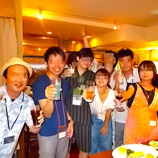 赤坂🍹PARTY🍹1/26(土)赤坂見附の隠れ家的お店で友達作りパ...