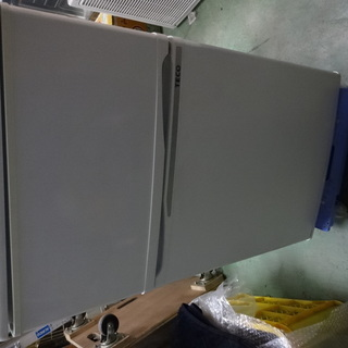 西10 TECO テコ 2ドア冷蔵庫 88L LR0901…
